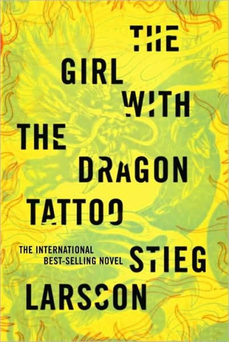 By Stieg Larsson, about a goth-girl hacker who