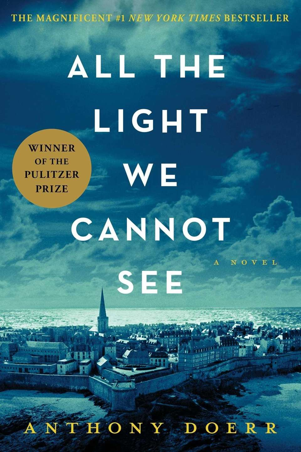 By Anthony Doerr, about a blind girl and