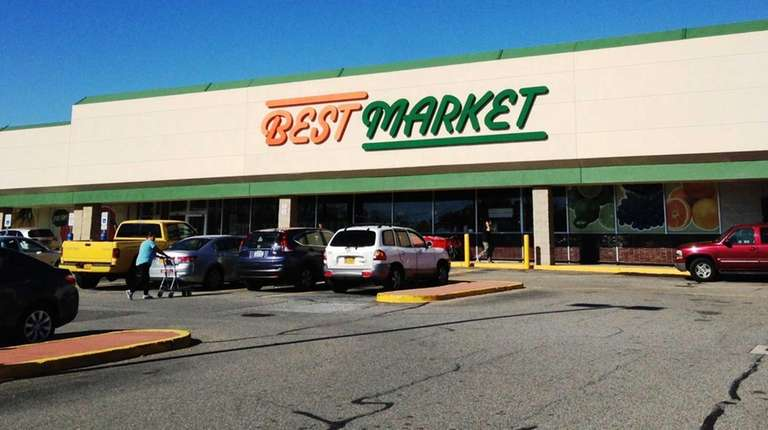 Best Market on Jericho Turnpike in Huntington is