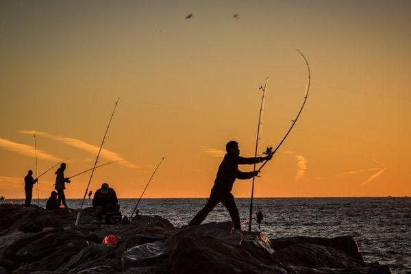 Fall Surf Fishing Season Continues On Long Island Am New