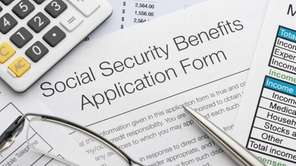It's possible to collect Social Security based on