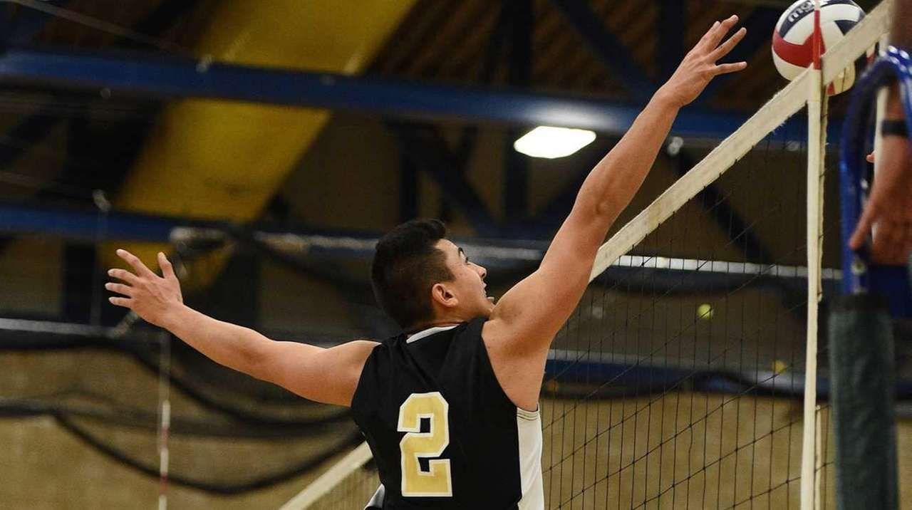 Newsday's All-Long Island boys volleyball team