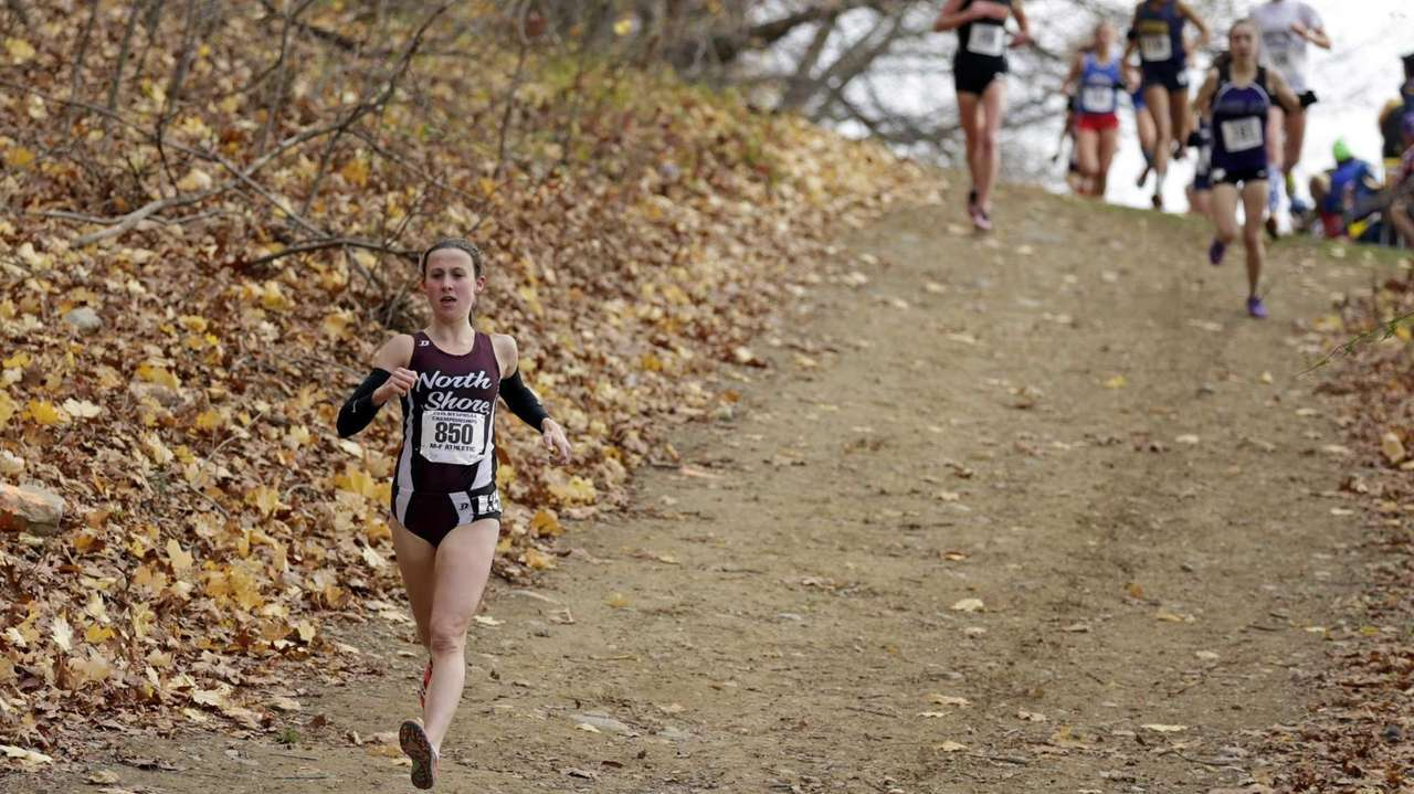 Newsday's All-Long Island girls cross country team