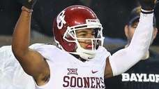 WACO, TX - NOVEMBER 14: Sterling Shepard #3