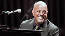 Billy Joel is a musician, singer and songwriter