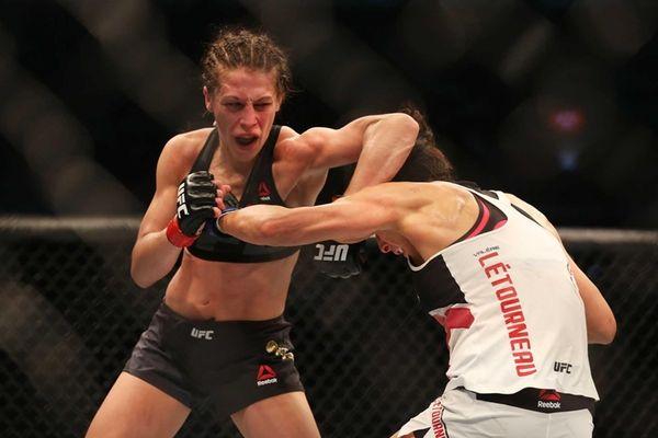 Joanna Jedrzejczyk vs. Karolina Kowalkiewicz title fight set for UFC 205