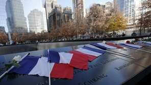 Paris Attacks New York
