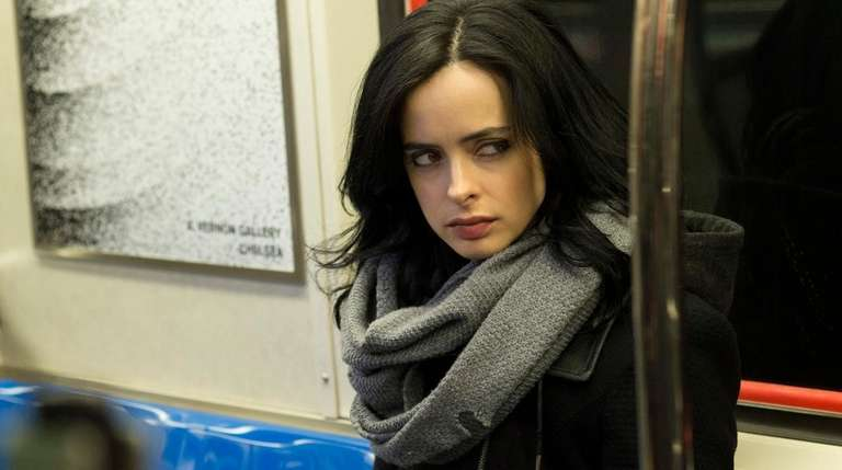 Krysten Ritter is a tough but lonely private