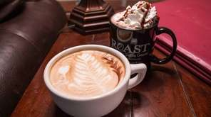 The best coffeehouses on Long Island.
