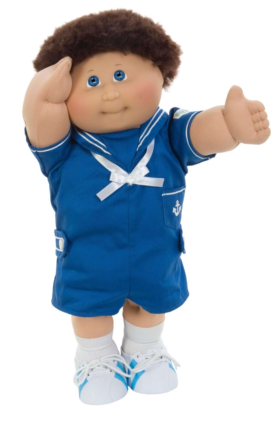 In 2001, Cabbage Patch Kids were elected by