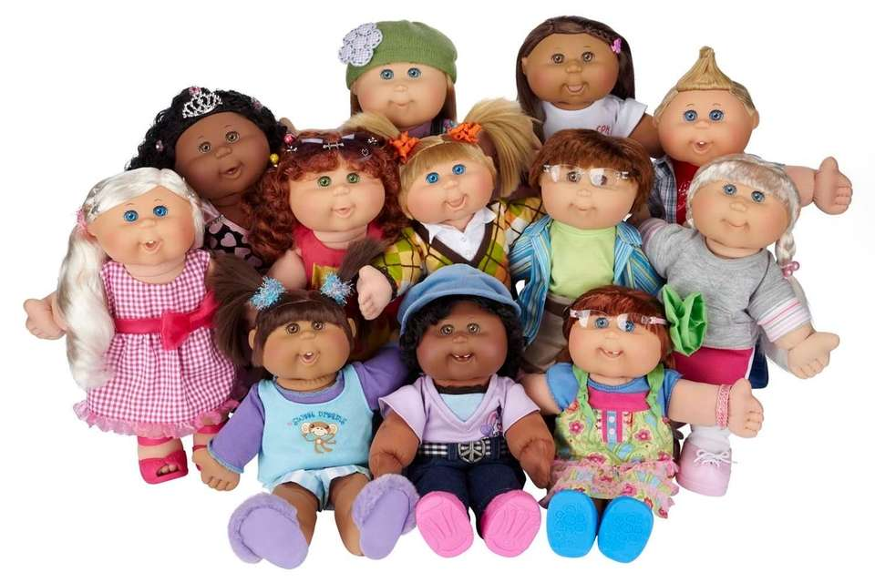 If all the Cabbage Patch Kids that have