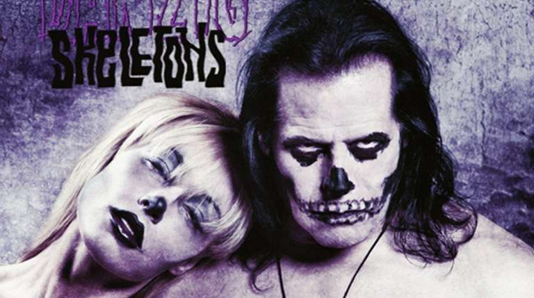 Glenn Danzig's latest album, 'Skeletons,' is a collection