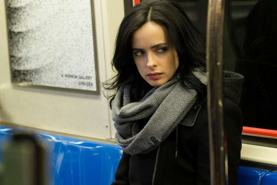 Krysten Ritter shines as a tough but lonely