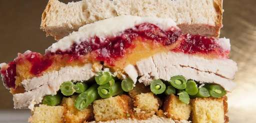 What to make with Thanksgiving leftovers.