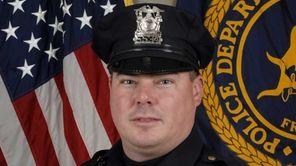 Third Precinct Patrol Officer John McAuley, a member