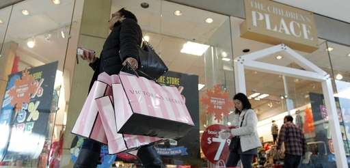 Shoppers look for early morning Black Friday sales