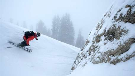 The Jackson Hole Mountain Resort in Wyoming has