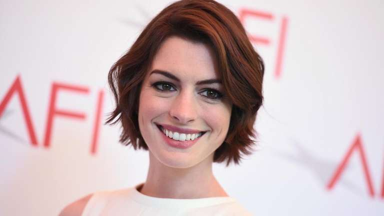 Anne Hathaway is an Oscar winner and is