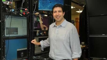 Dr. Adam Kepecs, a neuroscientist at Cold Spring