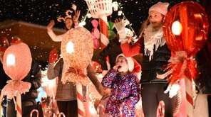 Huntington Village kicked off the holiday season with
