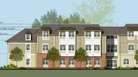 Whisper Landing, a proposed 130-bed assisted living facility