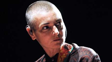 Sinead O'Connor took to social media to declare