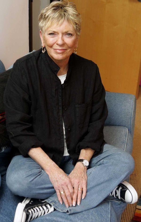 Linda Ellerbee, 71, said Tuesday, Dec. 1, 2015,
