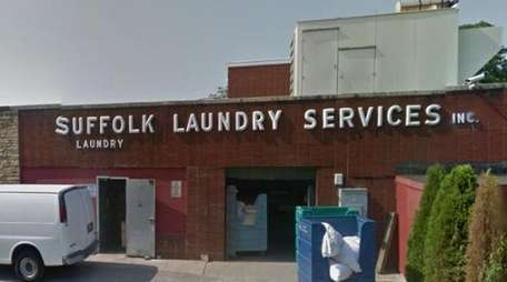 Eight former employees of Suffolk Laundry Services Inc.,