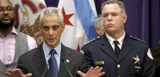 Rahm Emanuel and Garry McCarthy