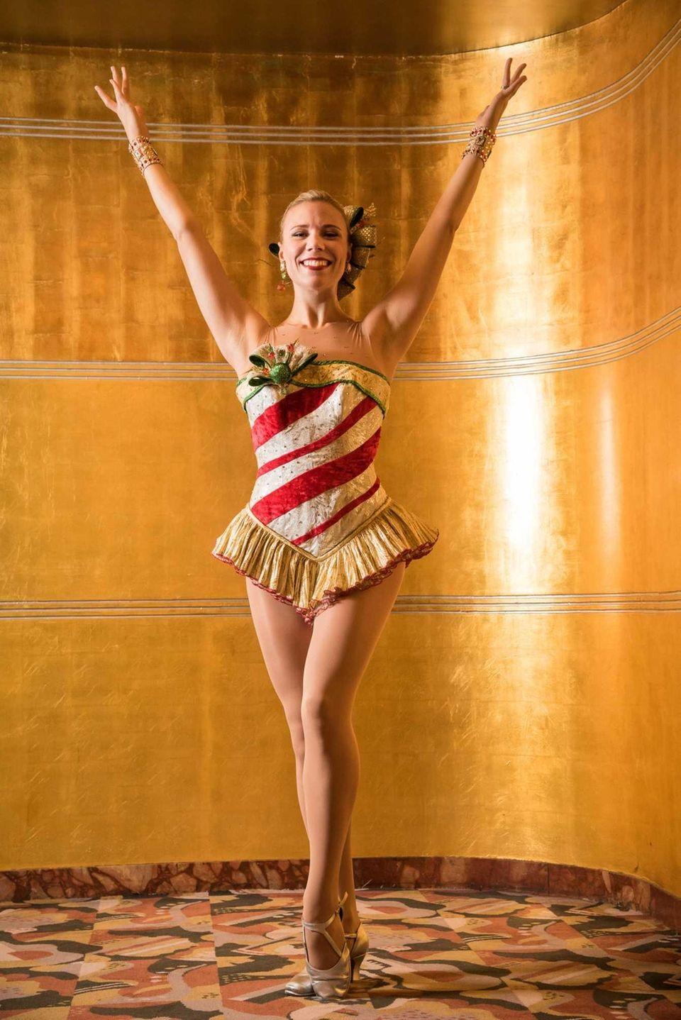 Radio City Rockettes Christmas Spectacular Costumes