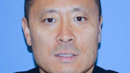 Officer Sonny Kim. Kim, a decorated 27-year veteran
