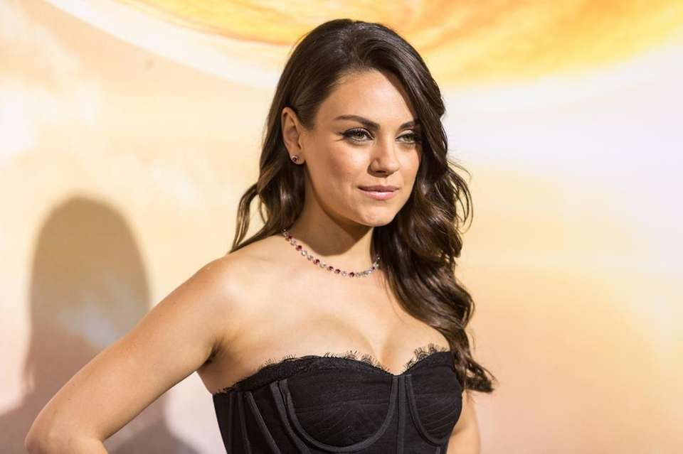 Mila Kunis and Ashton Kutcher are parents to
