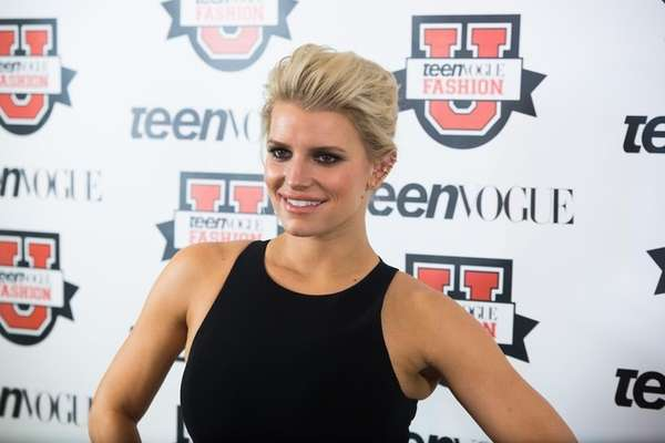 Jessica Simpson has a daughter named Maxwell and
