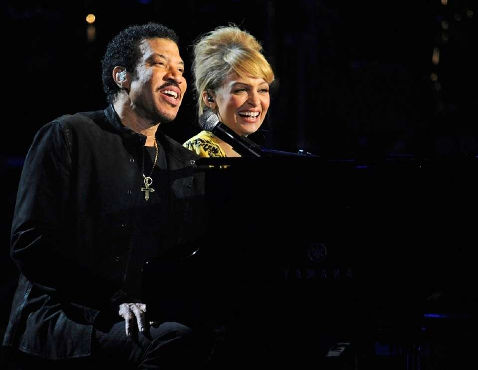 Lionel Richie adopted his daughter, Nicole Richie, with