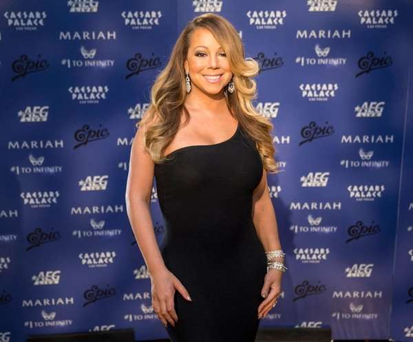 Mariah Carey, pictured in April, was reportedly