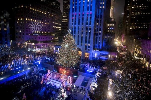 - Secrets Of The Rockefeller Center Christmas Tree Am New York