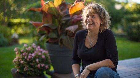 Kathy Koenigsdorf of East Islip was honored Tuesday,