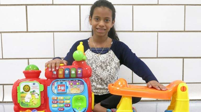 Sit To Stand Ultimate Alphabet Train Teaches Abcs Newsday