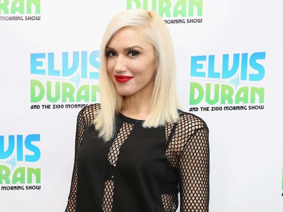 Gwen Stefani has three boys: Kingston, born May