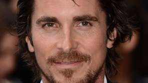 Actor Christian Bale attends the European premiere of