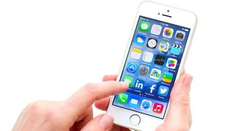 Smartphones are cutting into traditional family television time,
