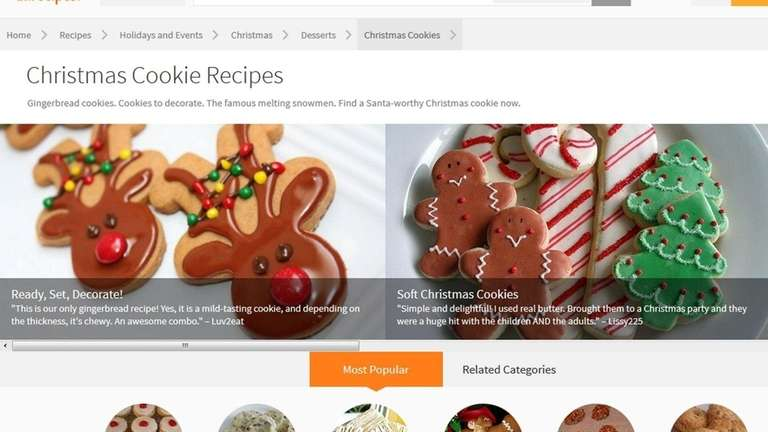 Cookie Recipe Websites From Betty Crocker To Pillsbury Newsday