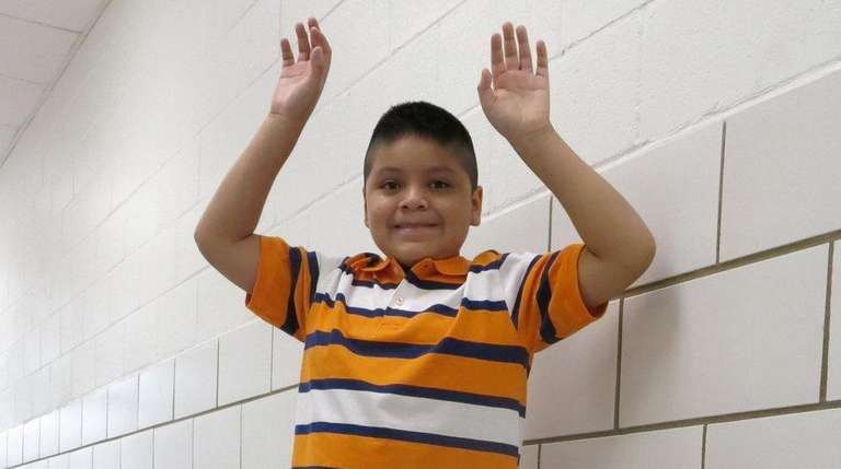 Kidsday reporter Angel Basilio tested out the Jump