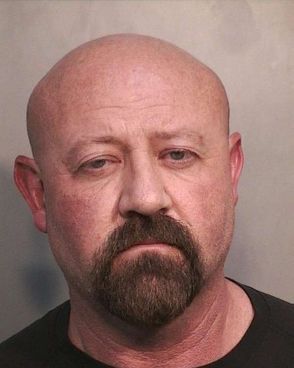 Mark Vicars, 49, of Syosset, was arrested Thursday,