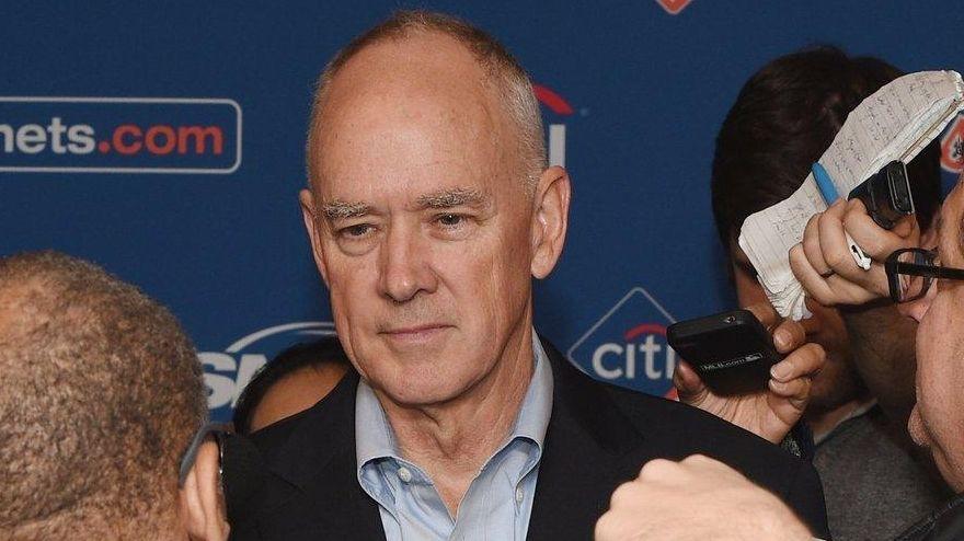 New York Mets general manager Sandy Alderson
