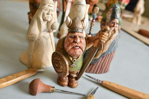 Image result for wood carvers