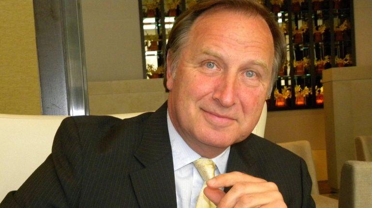 Ken Walles, owner and operator of the Oceanside