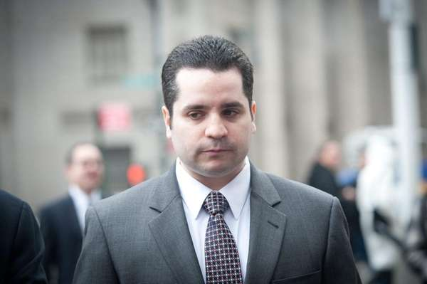 Former New York City Police Officer Gilberto Valle,