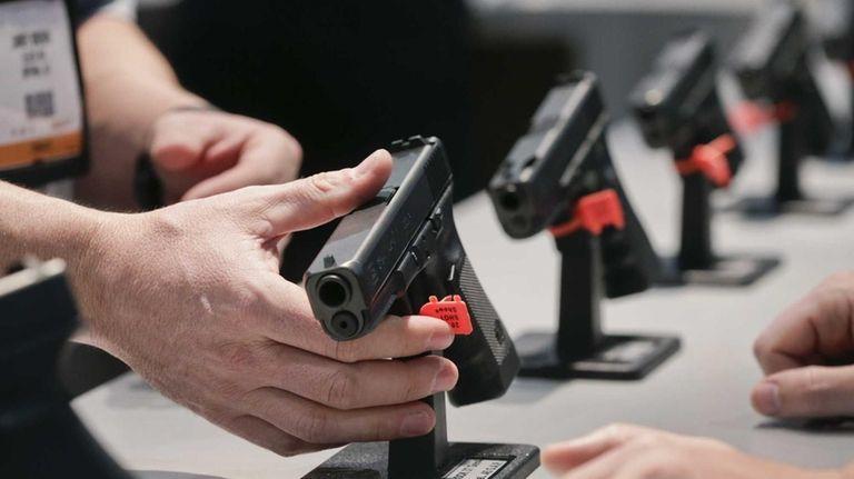 A gun show.