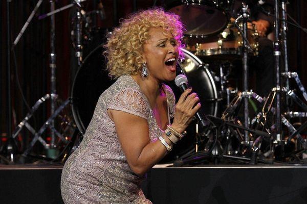 Singer Darlene Love performs at the